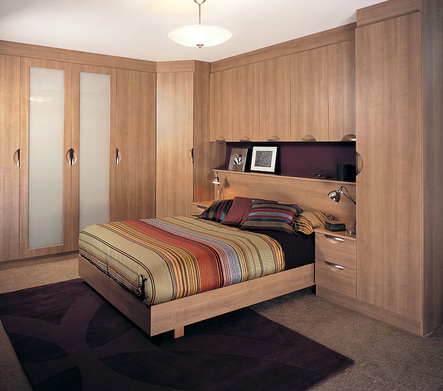 Fitted wardrobes for Fitted bedroom ideas for small rooms